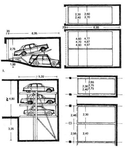 Программу Проектирования Гаража