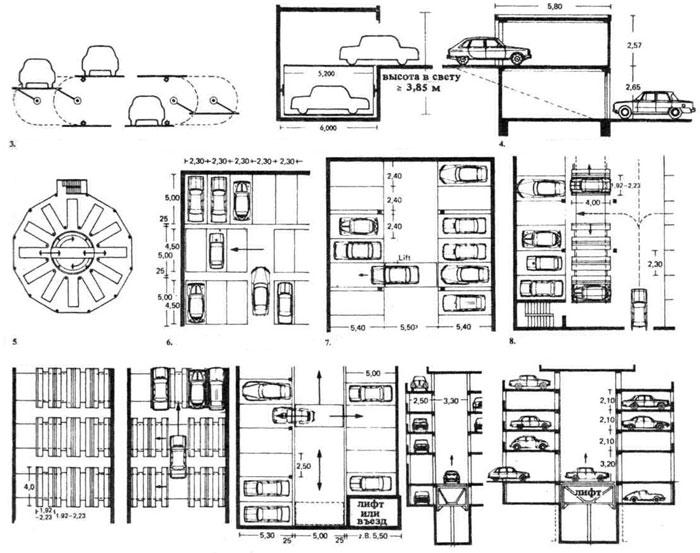 В Москве при строительстве домов будут закладывать велопарки